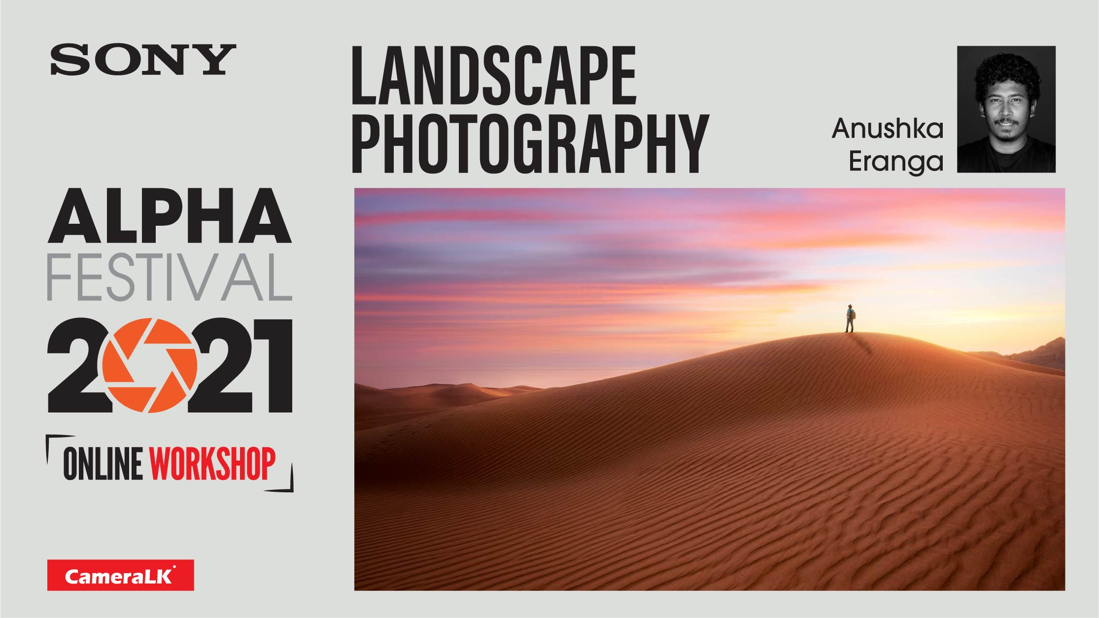 Landscape Photography Workshop By Anushka Eranga