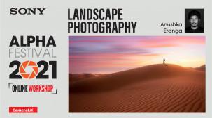Landscape Photography Workshop By Anushka Eranga