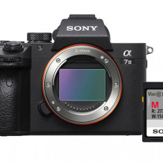 Sony Alpha a7 III Body with Sony 64GB SF-M/T2 Memory Card