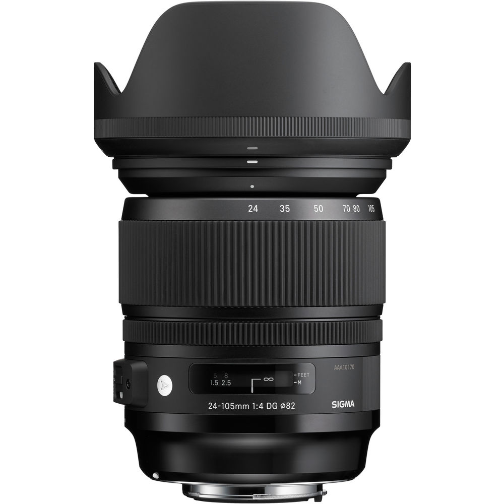 Sigma 24-105mm f/4 DG OS HSM Art Lens for Canon EF