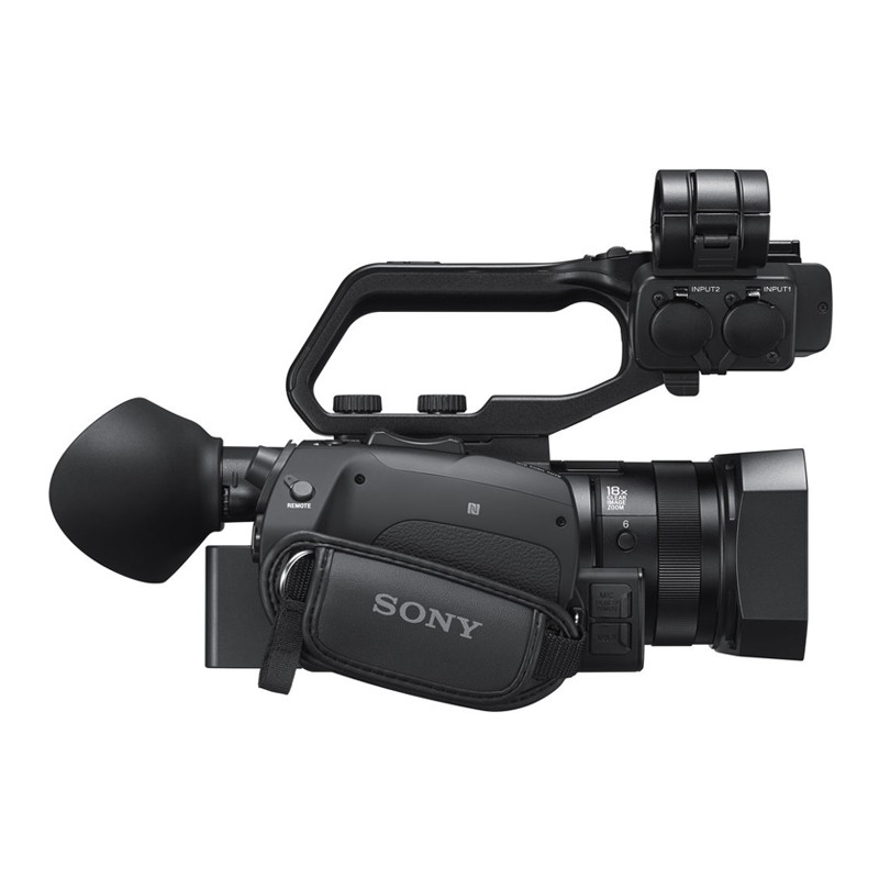Sony PXW-Z90T 4K HDR XDCAM with Fast Hybrid AF Camcorder