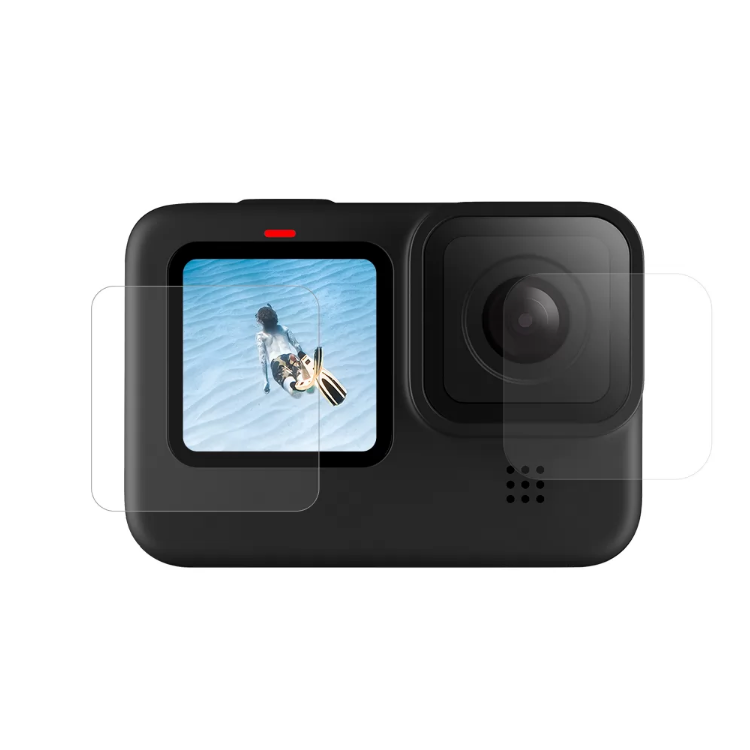 TELESIN Screen & Lens Protective Film Cover For GoPro9