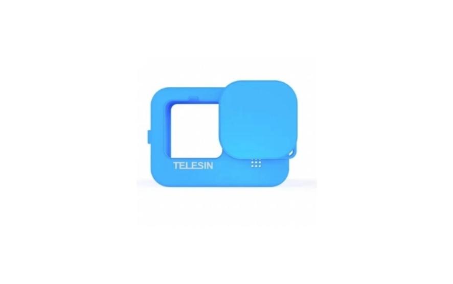 Telesin Silicone Case for GoPro HERO 9 Black - Light Blue