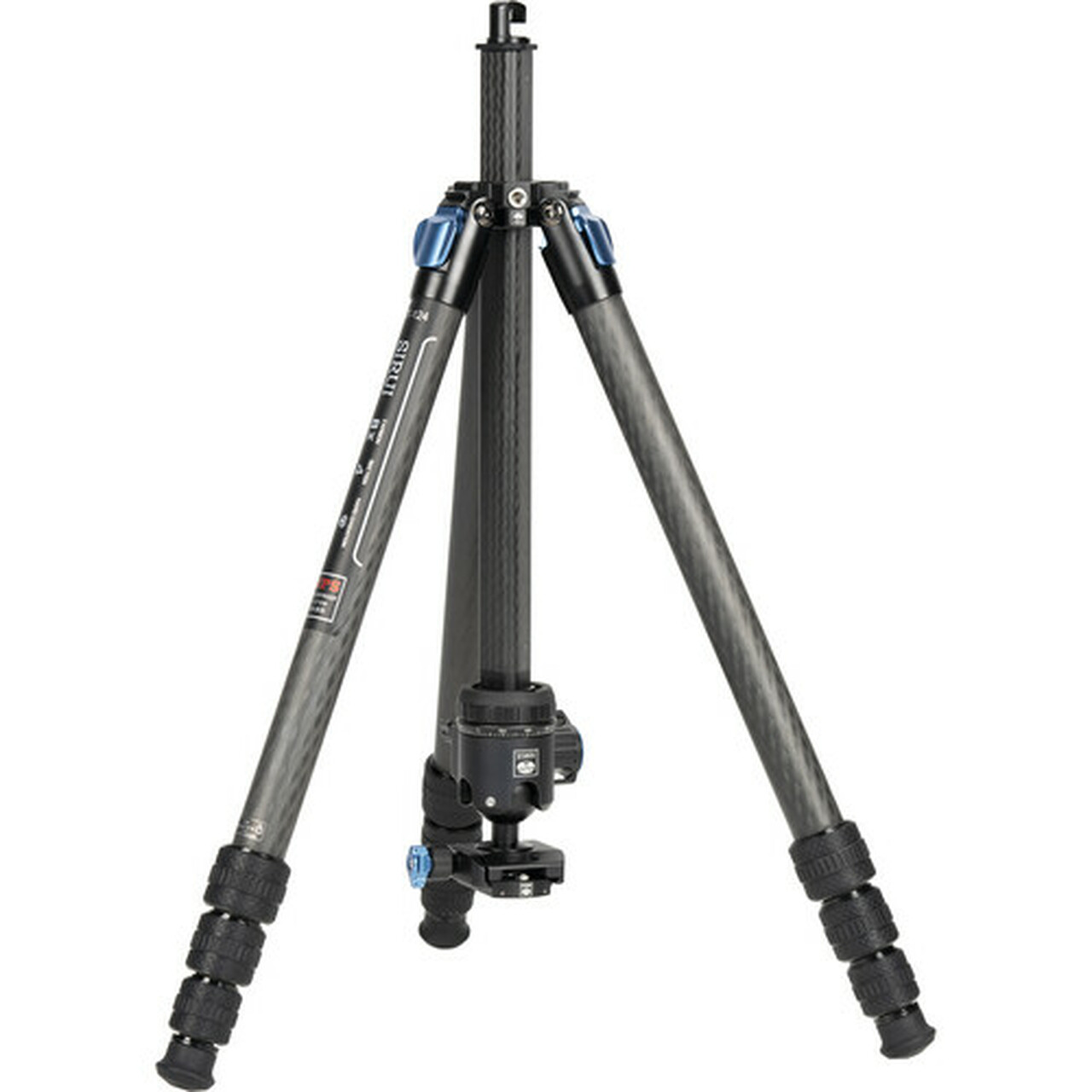 Sirui ST-124 Super Travelling Carbon Tripod with ST-10 Ball Head