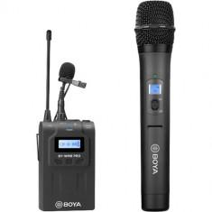 BOYA BY-WM8 PRO-K3 Camera-Mount Wireless Handheld Microphone System (568 to 599 MHz)
