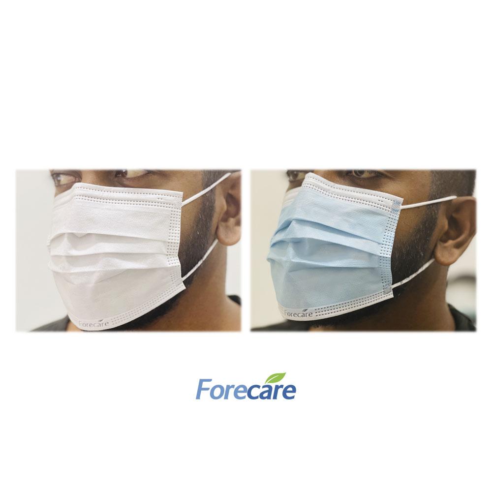 Forecare Surgical Masks Box (50 Masks) - White