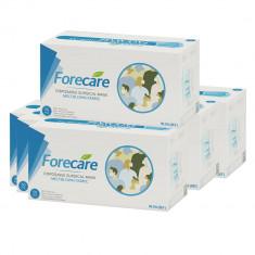 Forecare 10x Surgical Masks Box  (500 Masks) - Blue