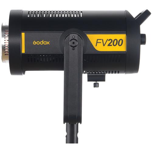 Godox FV200 High Speed Sync Flash LED Light