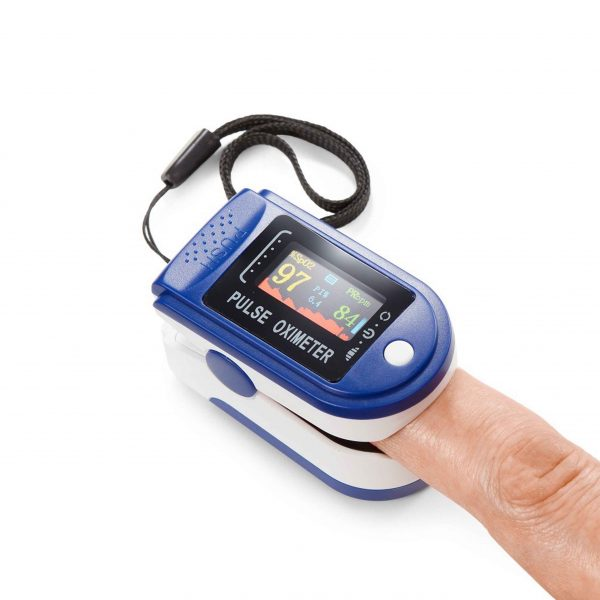 Fingertip Pulse Oximeter LK87