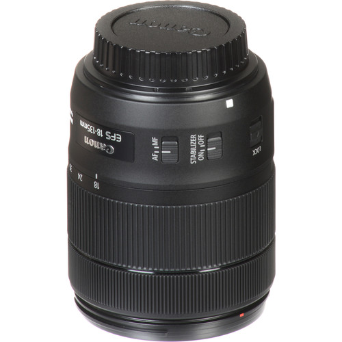 Canon EF-S 18-135mm f/3.5-5.6 IS USM Lens