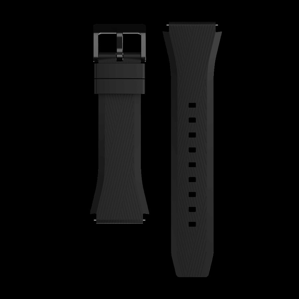 Ticwatch E Liquid Silicon Rubber Strap