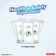 5 x 10pcs Forecare Mask Packs