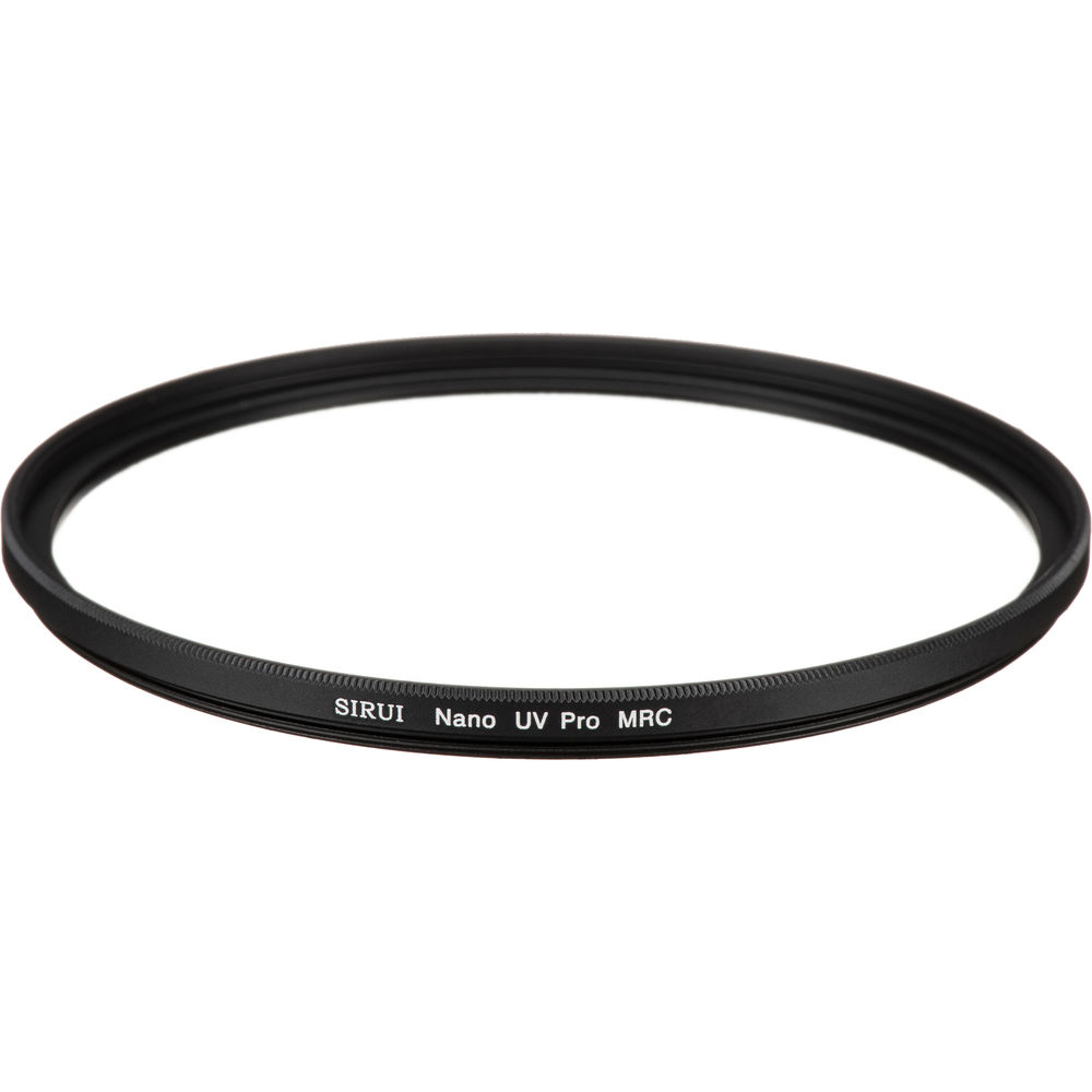 Sirui 77mm Ultra Slim S-Pro Nano MC UV Filter (Aluminum Filter Ring)