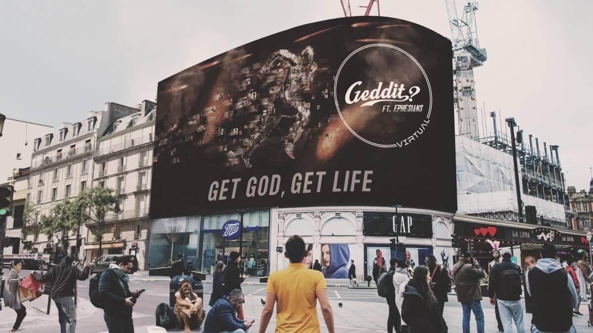 Geddit? ft. Ephesians