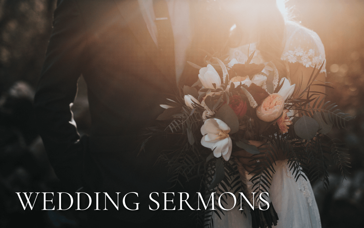 Wedding Sermons