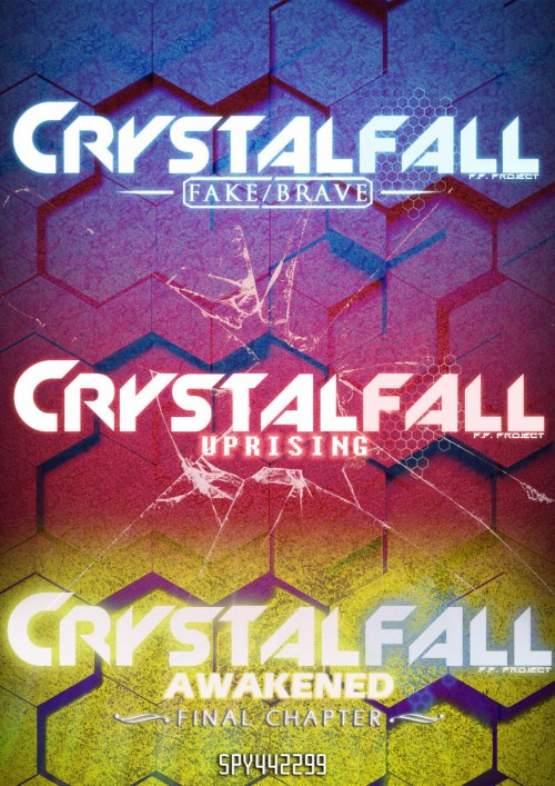 ปกนิยายเรื่อง <จบ> CrystalFall [ชีวิตต่างโลกที่แสนซวยของเฟลิกซ์] Vol.1-2-3