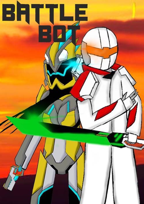 ปกนิยายเรื่อง Battlebot EP 1 | Legend Begin : จุดเริ่มต้นของตำนาน