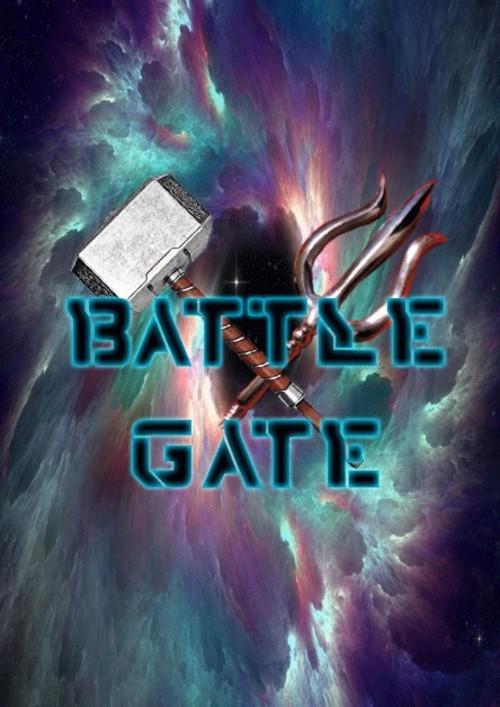 ปกนิยายเรื่อง BATTLE GATE(ศึกสังเวียนเจ้านักสู้)