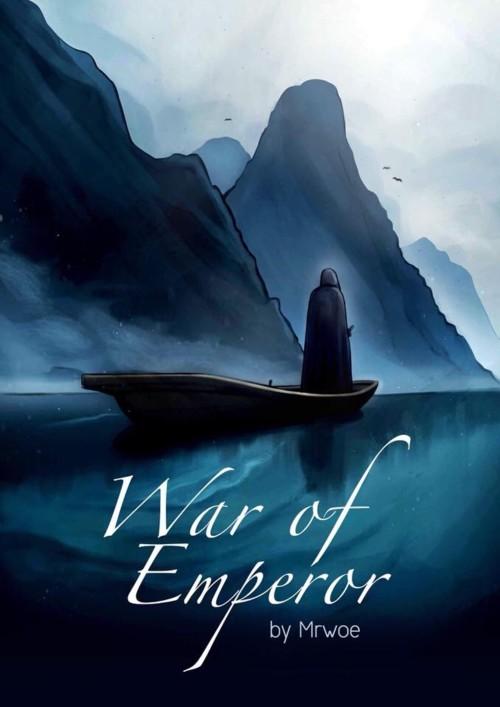 ปกนิยายเรื่อง War of Emperor