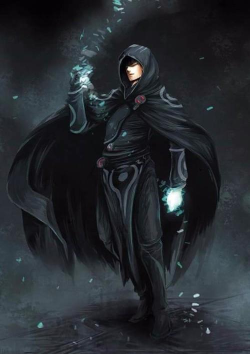 ปกนิยายเรื่อง Aura and Magic (NC-18)