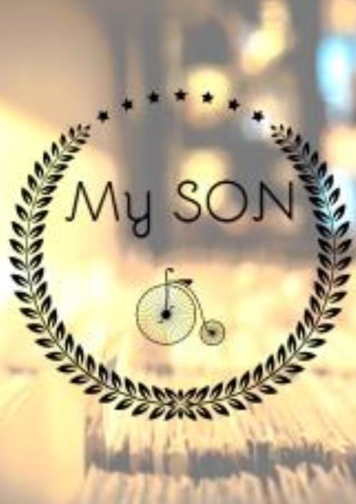 หน้าปกนิยาย เรื่อง My SON ฝากรักลูกชายตัวน้อย (BL Mpreg)
