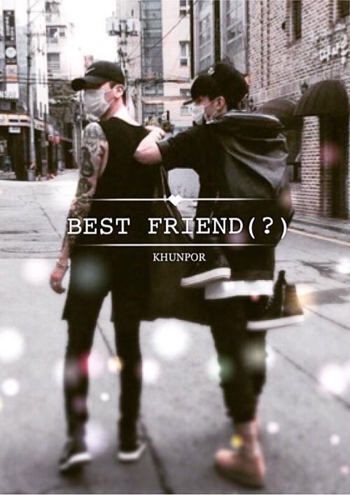 ปกนิยายเรื่อง [END] BEST FRIEND(?) #เบสเฟรนด์ชิโระ (มี E-Book แล้วนะ!!)