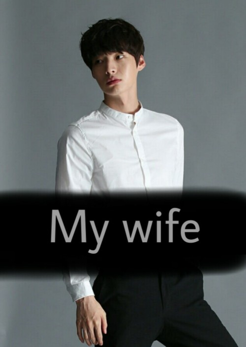หน้าปกนิยาย เรื่อง [รอรีไรท์] My wife เเว่นน้อยของมาเฟีย [Mpreg]