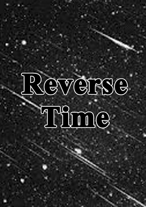 ปกนิยายเรื่อง Reverse Time