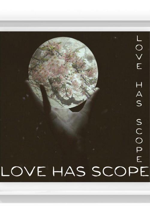 หน้าปกนิยาย เรื่อง Love Has Scope [YURI]