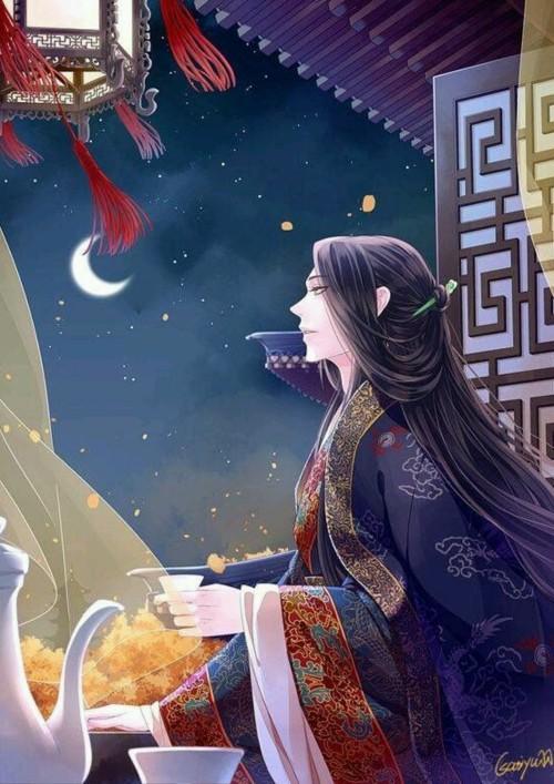 ปกนิยายเรื่อง ลำนำบุปผาซากุระ [นิยายแต่งจีน YAOI]