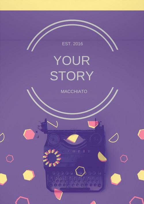 หน้าปกนิยาย เรื่อง YOUR STORY