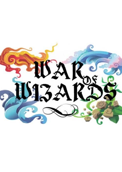 หน้าปกนิยาย เรื่อง War Of Wizards ⚔ ศึกเวทย์แห่งธาตุกำเนิด จบภาค 1