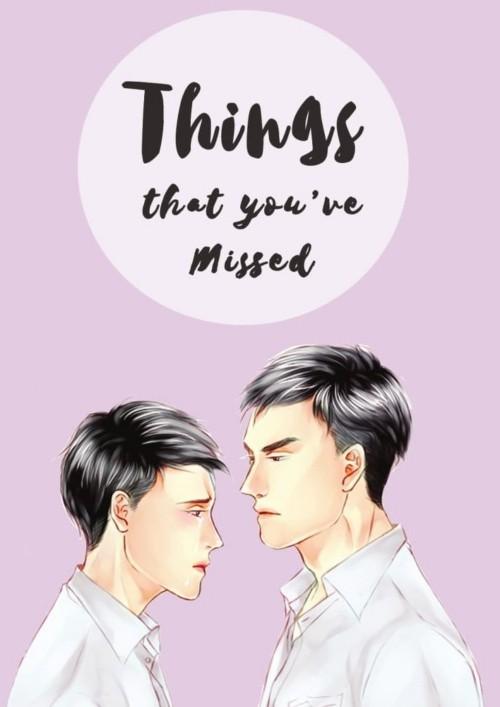 ปกนิยายเรื่อง TTYM - สิ่งที่มึงพลาด - Yaoi18+