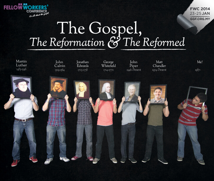 The Gospel & the Reformation & the Reformed