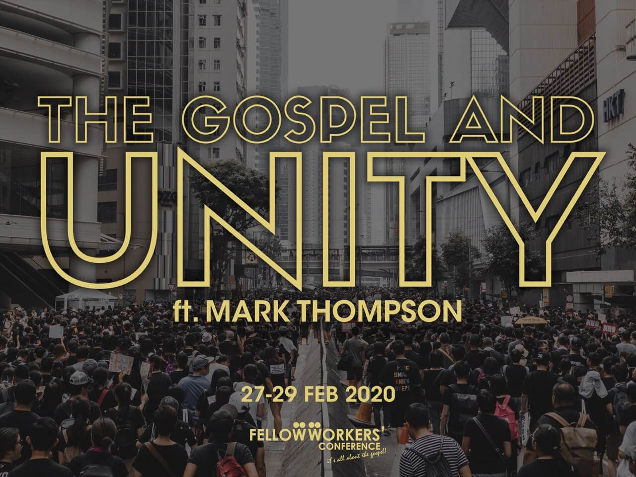 The Gospel and Unity