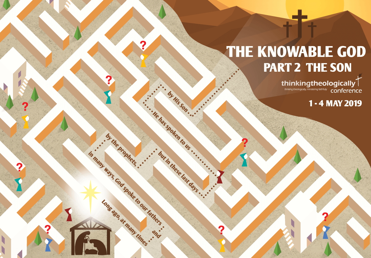 The Knowable God pt. 2: His Son