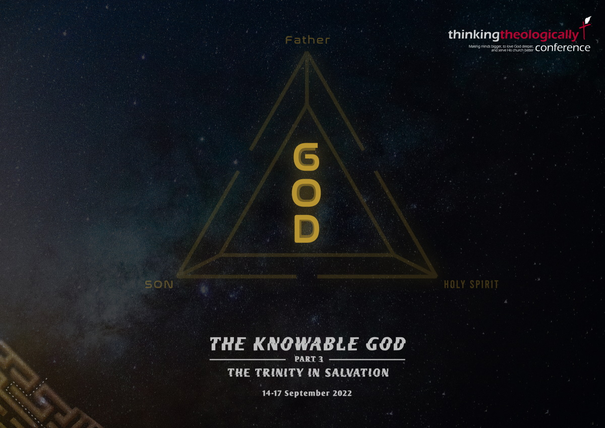 The Knowable God pt. 3: The Trinity in Salvation