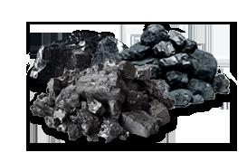 สินค้ากลุ่มถ่านหินและพลังงาน