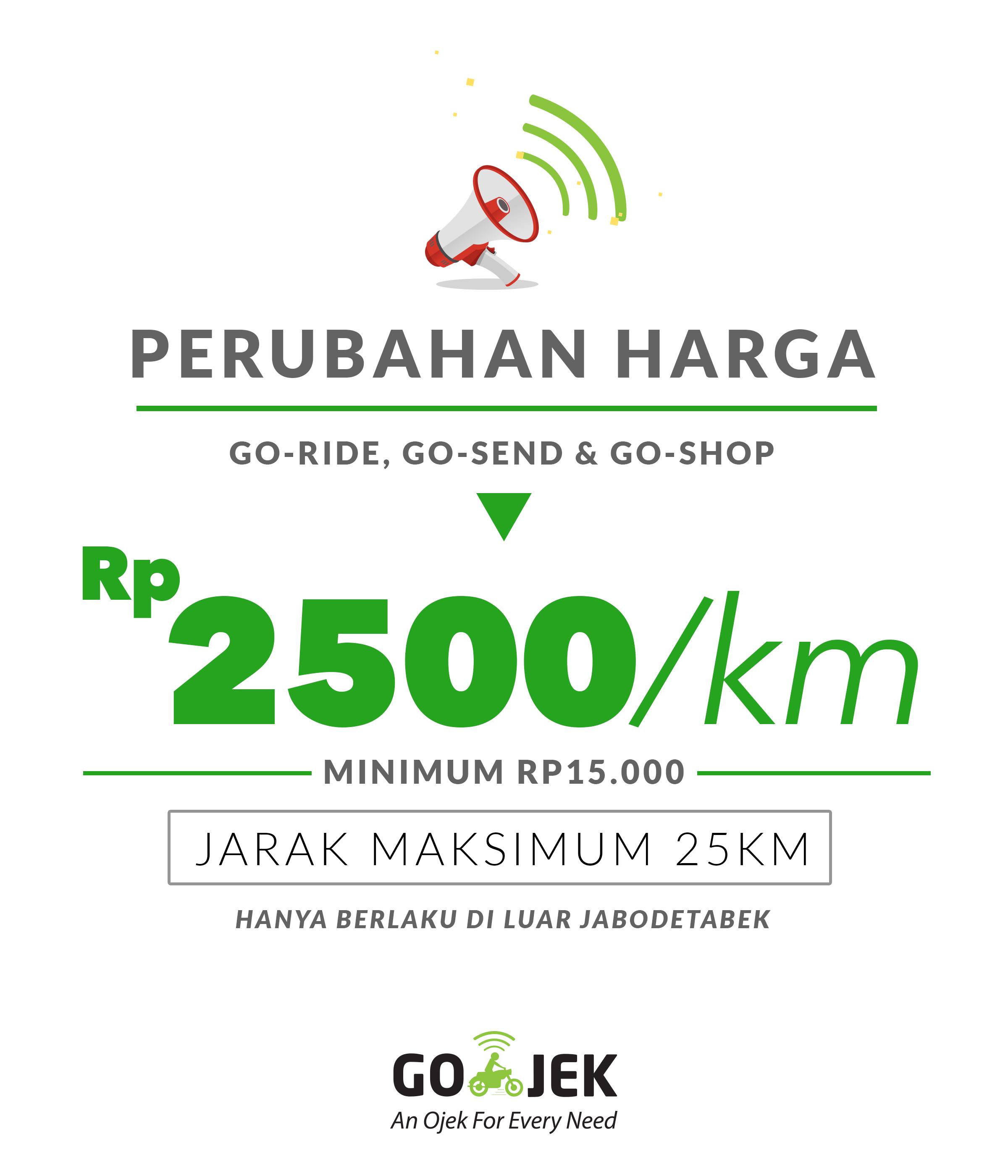 Go Jeck Pay: GO-JEK Indonesia