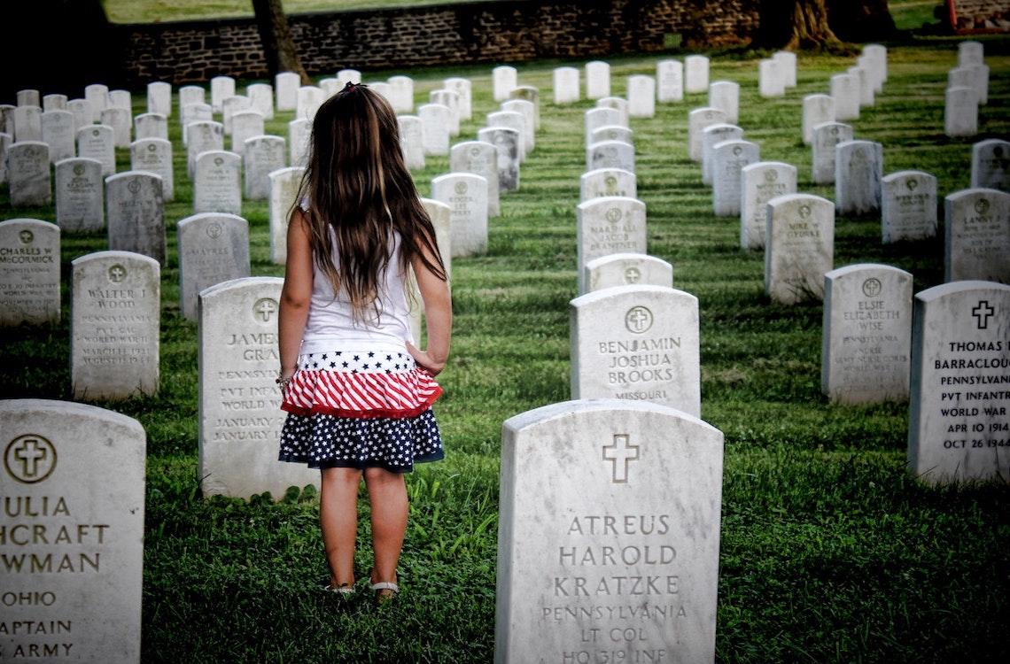 death cemetery