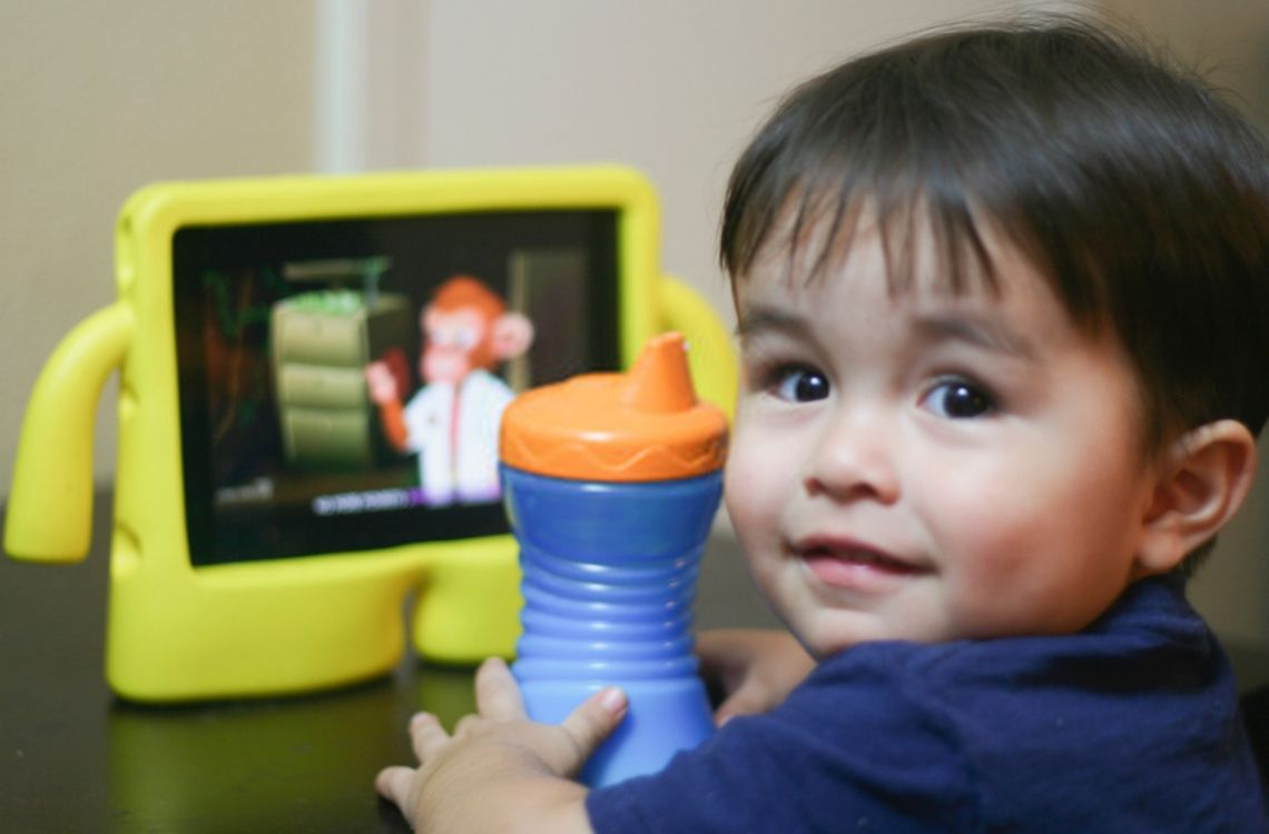 The Relationship Between Speech And Language Delays With Screen Time