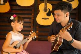 ให้ลูกเรียนดนตรี