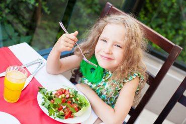 เมนูมังสวิรัติ เด็กกินได้ไหม
