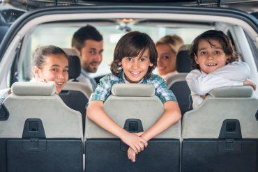 การเลือกรถครอบครัว