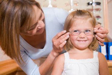 โรคตาขี้เกียจในเด็ก