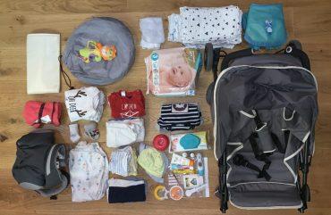 กระเป๋าเดินทางเด็กอย่างไร