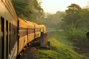 วันเดย์ทริปโดยรถไฟ