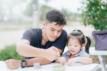 ความสำเร็จของลูกพ่อสร้างได้