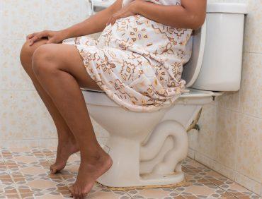 อาการท้องผูกตอนท้อง