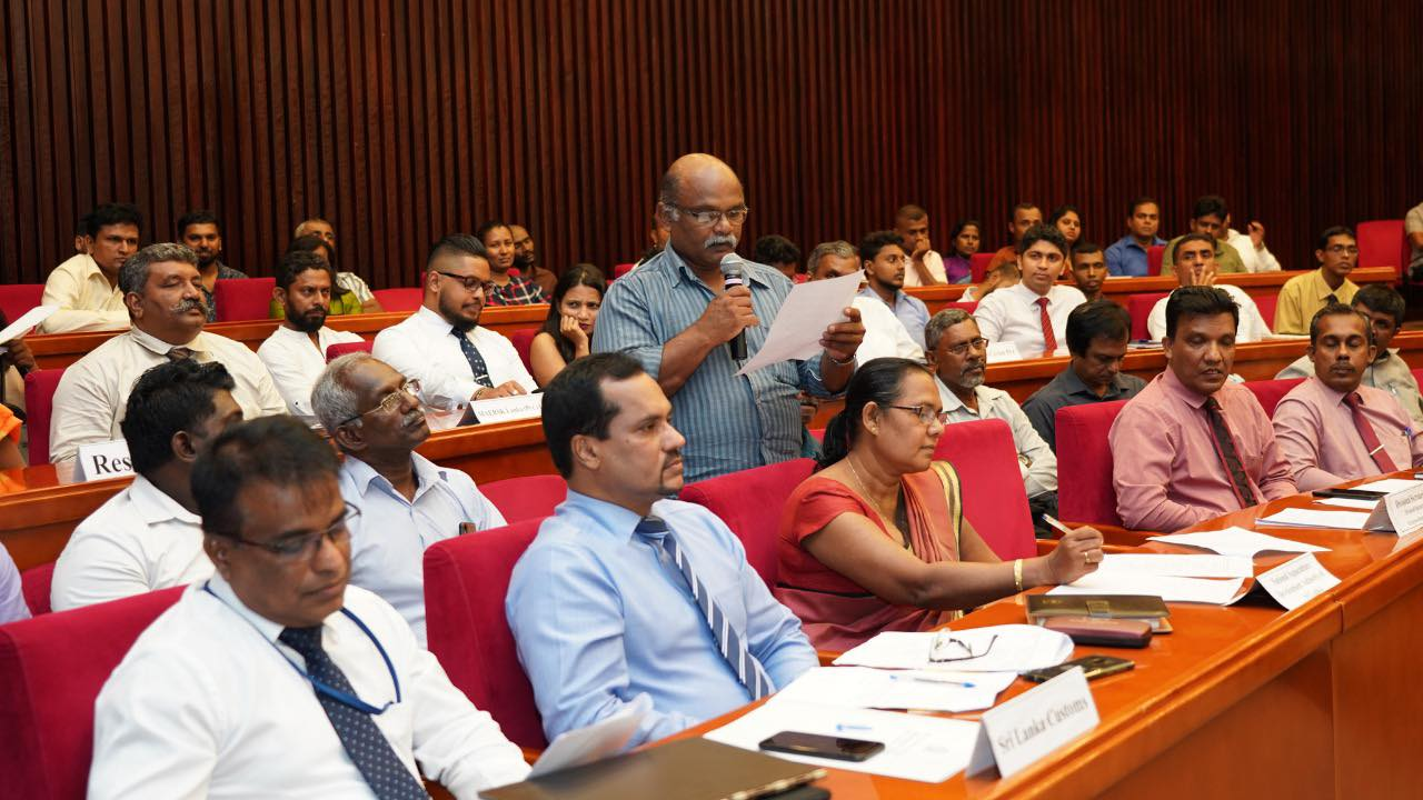 'National Enterprise Forum' launched in BMICH